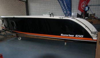Sunrise + 30 Pk Suzuki 650 vol