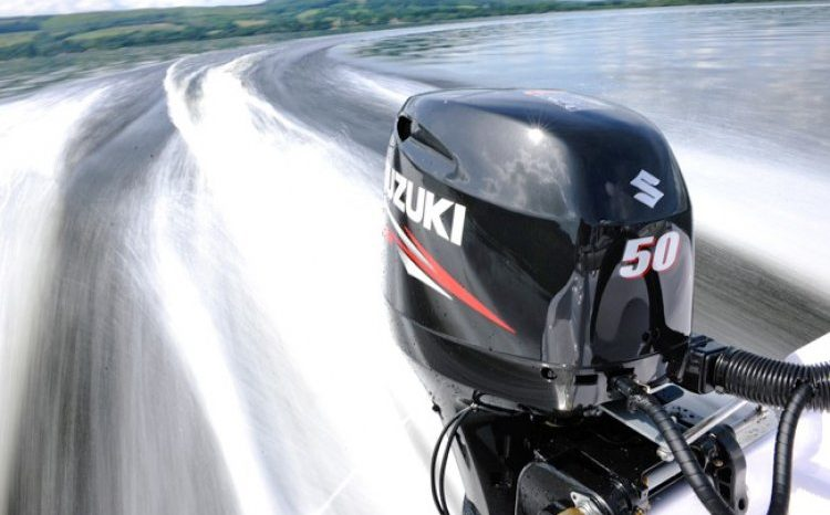 Suzuki DF60AV | DF60A | DF50A | DF40A vol